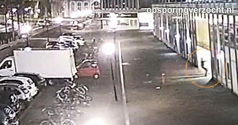 De schutter is nog niet gepakt Beeld Opsporingverzocht.nl