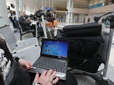 Laptop met ontbrekend schroefje mag naar VS niet in handbagage
