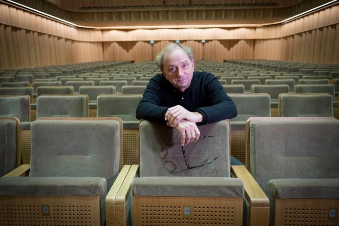 """Directeur Hans Verbugt van Stadstheater Arnhem.  ,,We kunnen echt iets bijzonders tot stand brengen."""""""