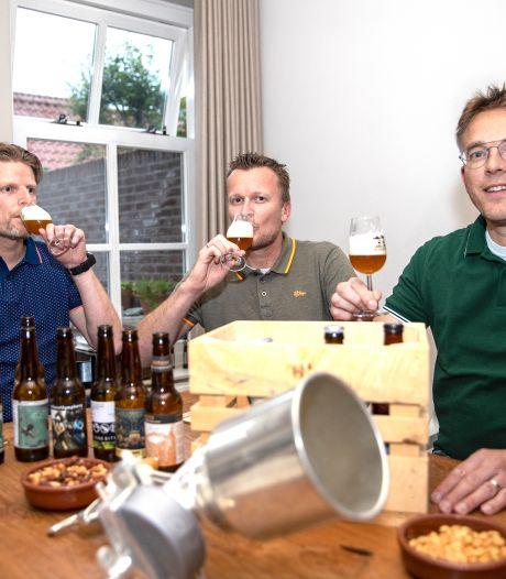 Thuisbrouwers Helmond: Bier is belangrijk, maar gezelligheid staat op één