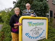 Wouters diervoeders in Reusel sluit na 25 jaar: 'Maar ik blijf nog wel voer wegbrengen naar de boeren, hoor'