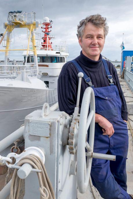 Nu de brexit nadert azen Britse vissers op de kotter van Job Schot: 'Ze willen 'm voor een prikkie hebben'