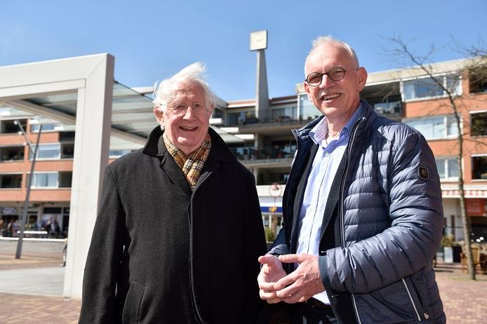 "Wethouder Kees Oskam: ,,Huisvesting voor ouderen is een uitdaging."""