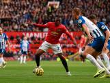 Manchester United thuis te sterk voor Brighton