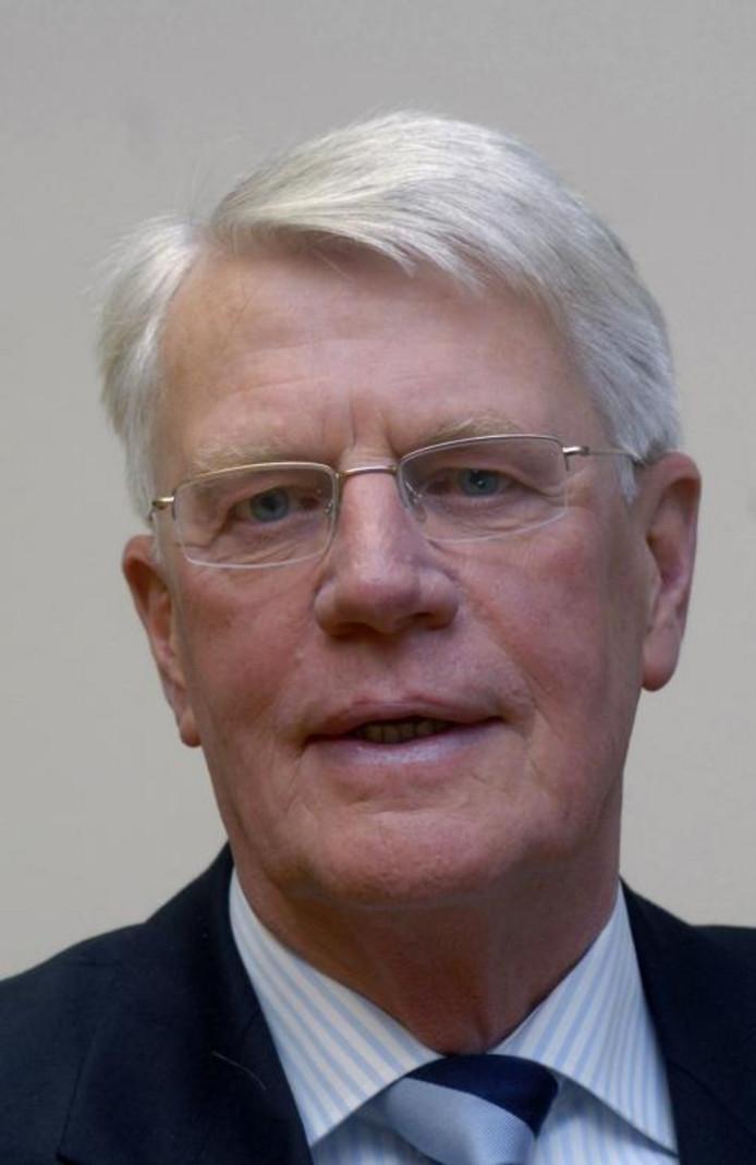 Boelhouwer van Wouwe was van 1976 tot 1984 burgemeester van Klundert.