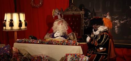 'Goede en doordachte' vragen voor Sint tijdens eerste 'sjet'-sessie vanuit geheime locatie in Helmond