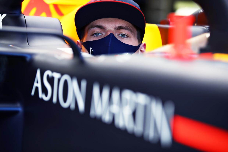 Max Verstappen. Beeld Getty Images