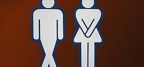 Twee tijdelijke toiletten voor vrachtwagenchauffeurs in Veenendaal