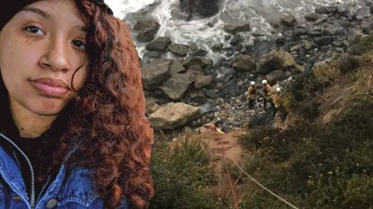 Angela (23) verdween 7 dagen geleden. En dan horen wandelaars opeens geroep onderaan een 60 meter hoge klif