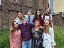 Rosmalense Benthe van Wanrooij in bestuur  jongerenorganisatie GroenLinks