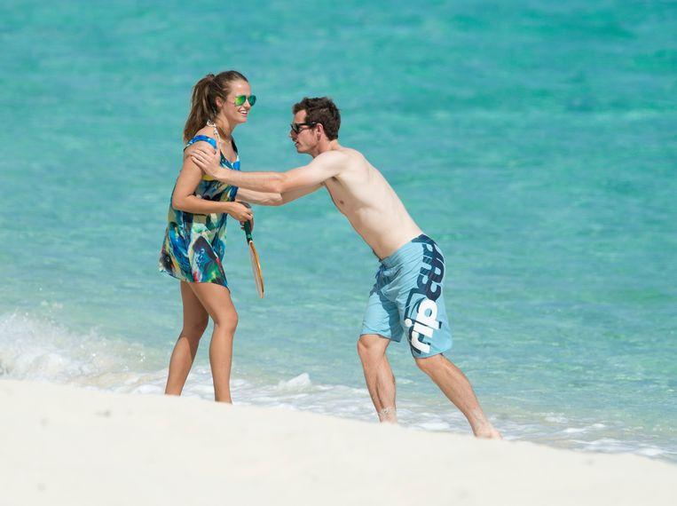 Andy Murray en partner Kim Sears verwelkomen een tweede dochtertje.