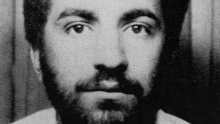 Mohammad Reza Kolahi Samadi werd in Almere geliquideerd. Beeld -