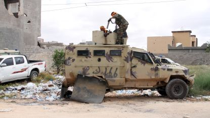 Duitsland, Frankrijk en Italië roepen op tot wapenstilstand in Libië