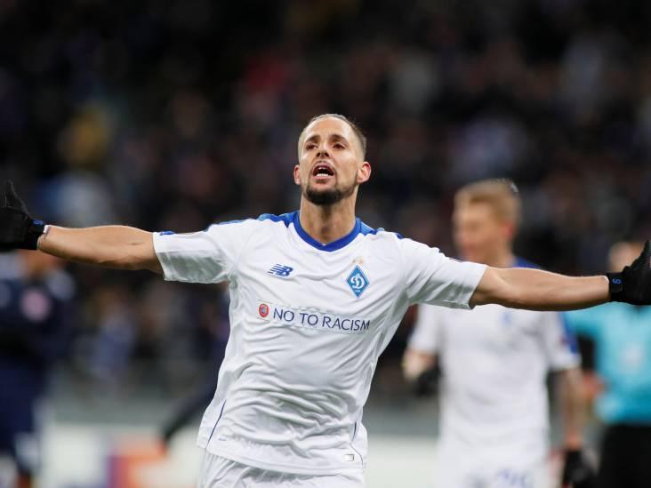 Matchwinner Fran Sol krijgt publiekswissel na eerste goal in Oekraïense dienst