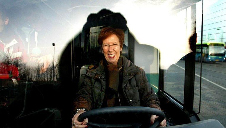 Annemarie Jorritsma is de derde burgermeesterkandidaat. Foto ANP Beeld