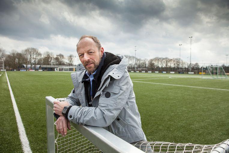 Gerard Kemkers, prestatiemanager bij FC Groningen. Beeld Harry Cock
