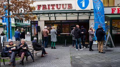 West-Vlaams nummer boven in Frituur Radio 1