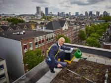 In Rotterdam hebben 42.000 huizen wateroverlast bij hevige regenval