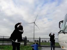 'Heesch West' wil met omwonenden op excursie naar windmolens