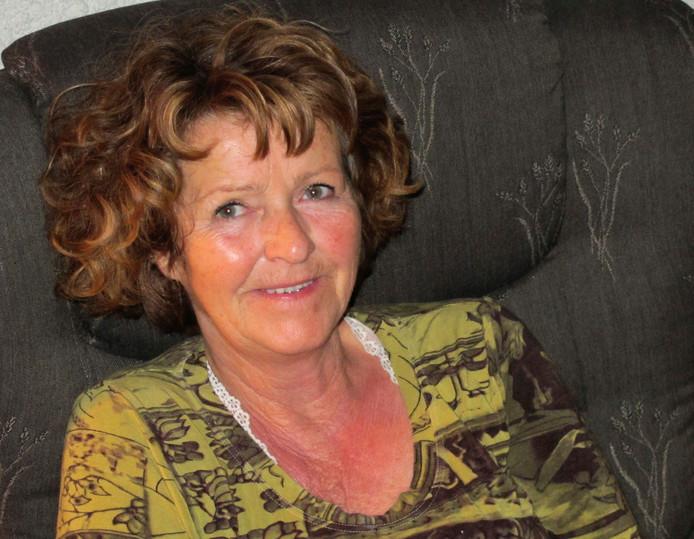 Anne-Elisabeth Falkevik Hagen, de vrouw van de Noorse ondernemer Tom Hagen.