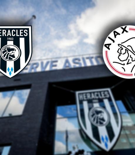 LIVE | Ajax in Almelo zonder Hakim Ziyech