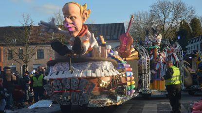 Parcours carnavalsstoet wordt ingekort door stormweer, carnavalisten mogen niet op praalwagens en nog meer maatregelen