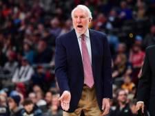 Popovich twijfelt over toekomst bij Spurs