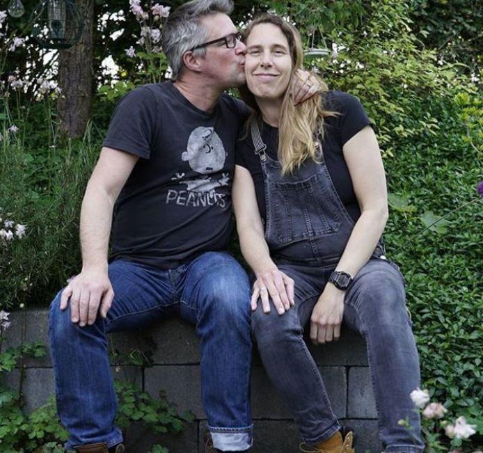 Annemarie en Maarten zijn bekend van 'Waar doen ze het van?'
