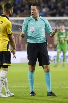Leiding Willem II-ADO in handen van Higler, Kamphuis fluit FC Den Bosch - NEC