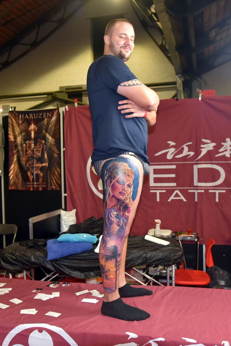 Tattoo convention Brussel