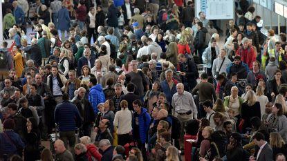 Brussels Airport gaat chaotisch weekend tegemoet: Aviapartner legt tot zondag werk neer