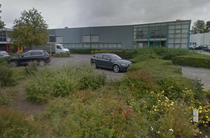 De nieuwe locatie van het bedrijf in Hengelo.