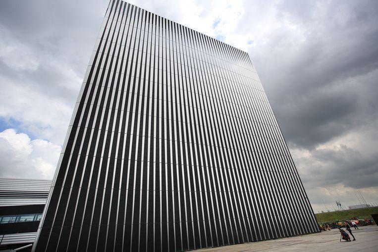 Equinix opende in 2017 een datacenter op Amsterdam Science Park Beeld arie kievit