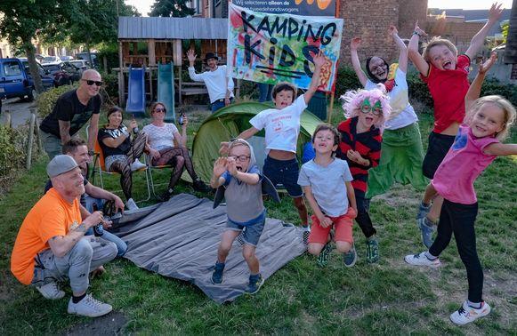 Kamping Kids een alternatieve Kamping Kitsch voor kinderen