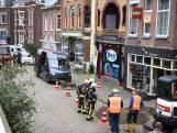 Andere brandweerkazernes springen bij in Boskoop-Oost