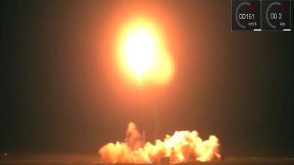 Vijftigste raket SpaceX de ruimte in