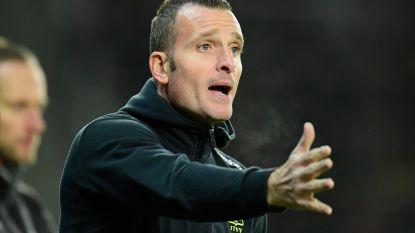 Nicky Hayen wordt 11u voorgesteld als nieuwe trainer van Waasland-Beveren