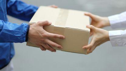 Nog kerstcadeaus gestolen: online bestelling verdwijnt uit inkomhal