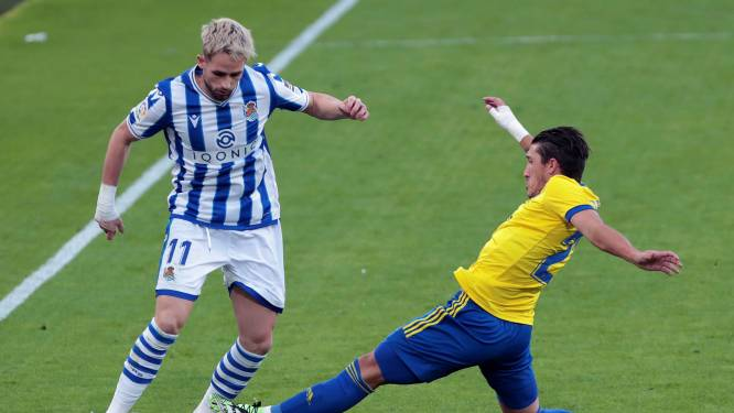 Prachtige assist bij winning goal en onnavolgbare dribbels Januzaj: Martínez zal het graag zien gebeuren