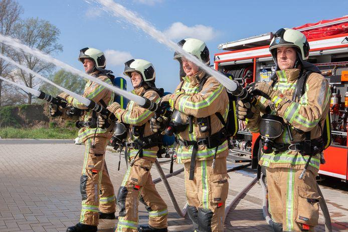 De nieuwe brandweerkalender sensibiliseert ook.