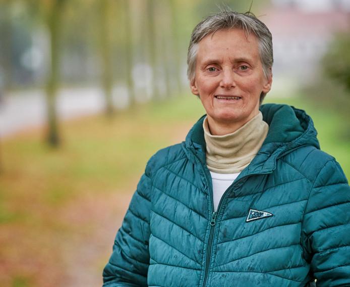 Ineke de Wild, dierenactiviste uit Uden.