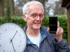 Ermelose oud-leraar belooft: nooit meer klokkijkstress met 'simpelste uurwerkje ooit'