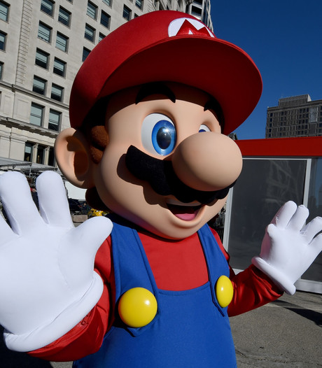 Mario heeft z'n eigen bar in Washington