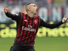 Gevoelige thuisnederlaag voor AC Milan