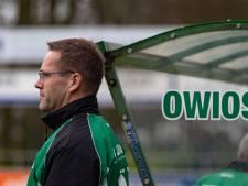 Owios stapt in Renswoude met negen man en een nederlaag van het veld