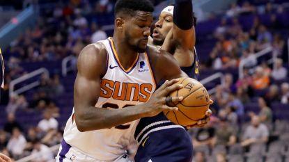 Dopingschorsing zet Phoenix Suns-speler Deandre Ayton 25 wedstrijden aan de kant