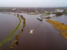 Wateroverlast: 'Zwartsluis aan zee'