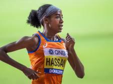 Wereldkampioene Sifan Hassan grijpt naast Europese prijs