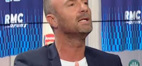 """Christophe Dugarry met un terme à sa carrière dans les médias: """"C'est terminé pour moi"""""""