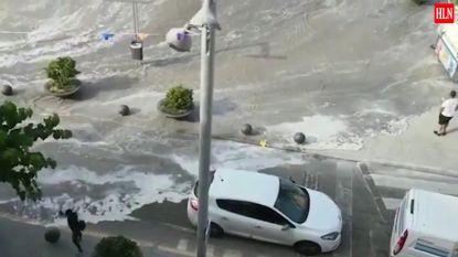 Mini-tsunami op Mallorca: Duitse toerist komt om